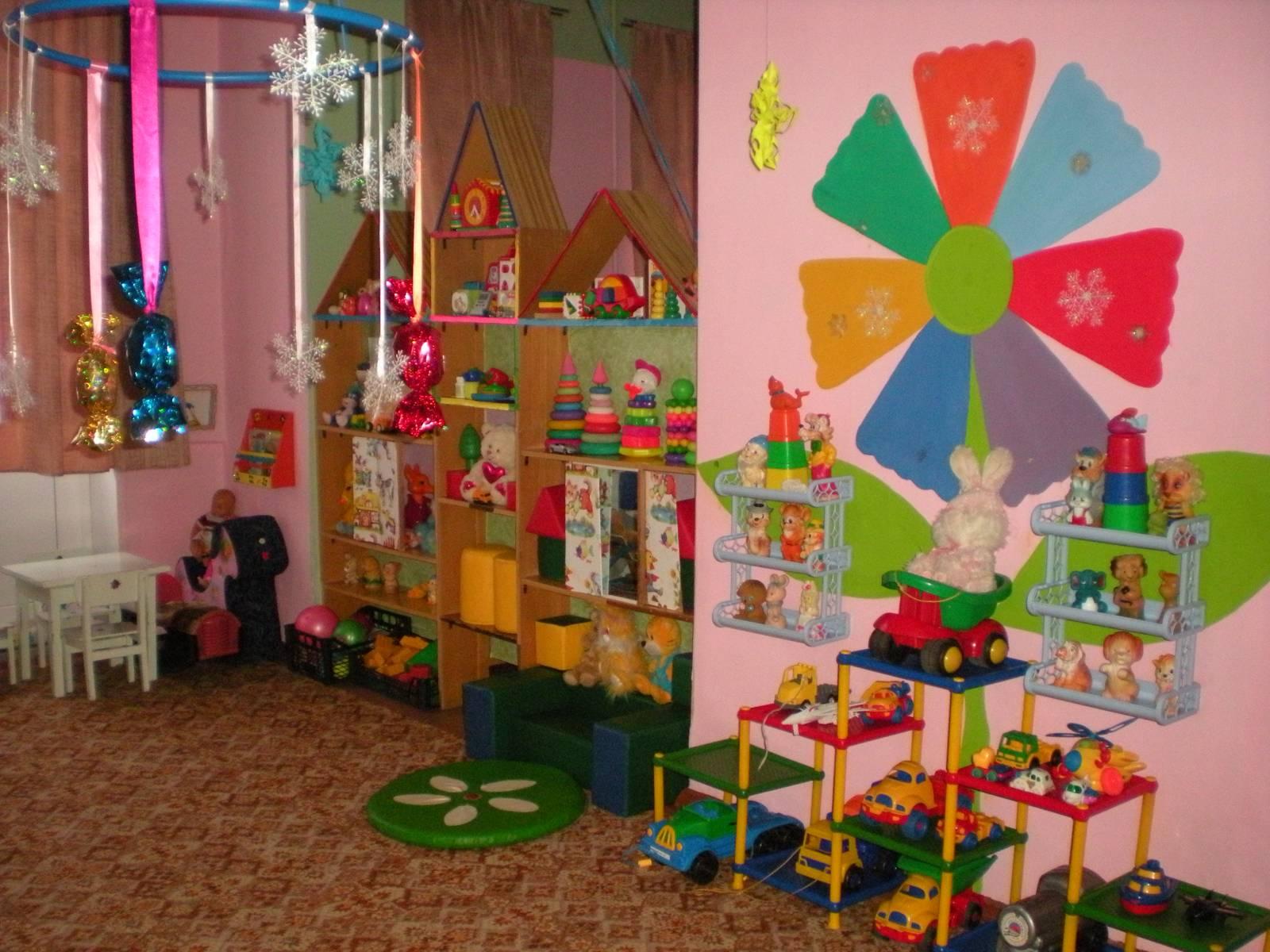 Оформляем детский центр своими руками