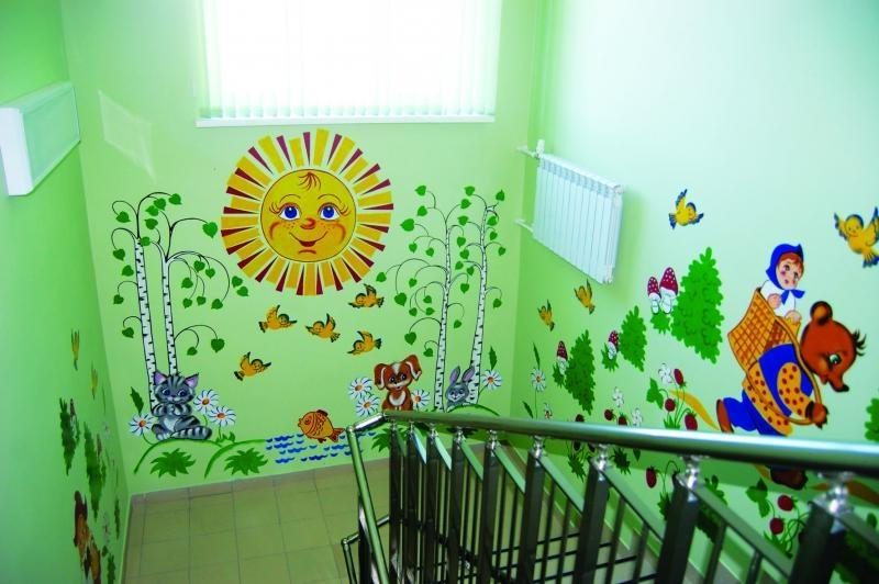 Оформление коридоров детского сада своими руками фото