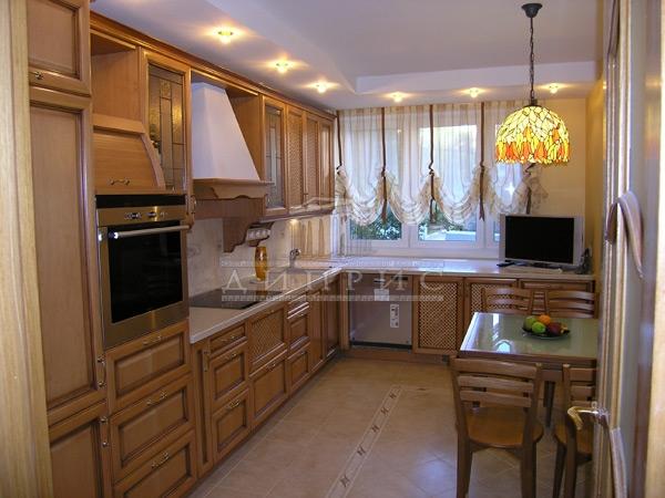Кухни дизайн для 75 серии
