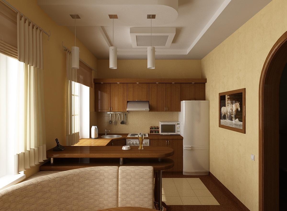 Кухни студии в частном доме своими руками