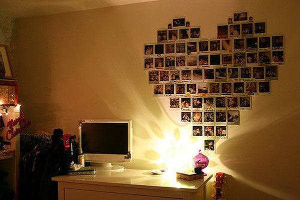 Как украсить комнату своими руками фото на свадьбу