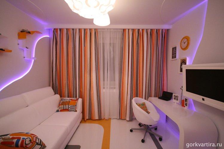 Ремонт в очень маленькой комнате