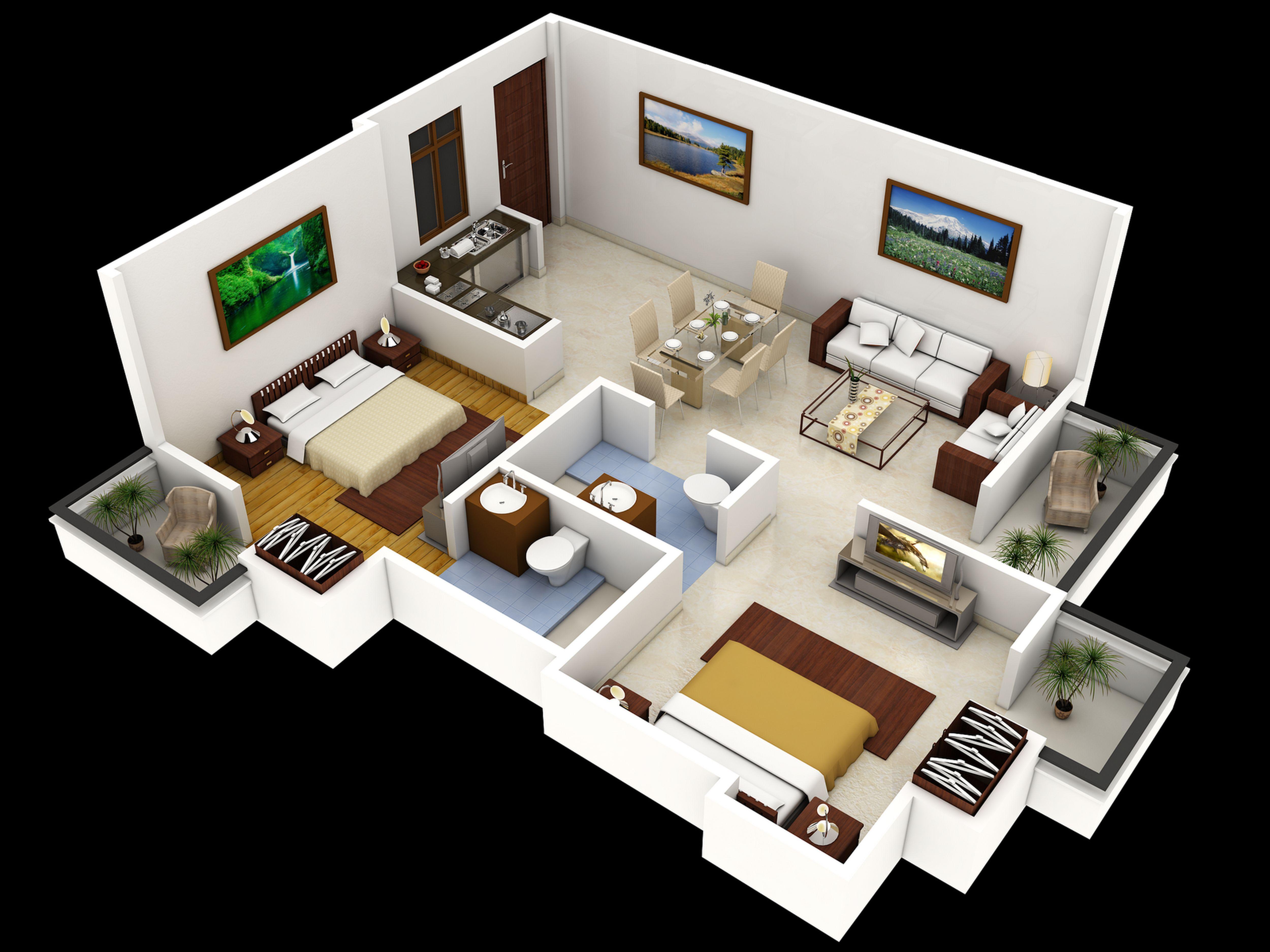 Сделать дизайн проект дома