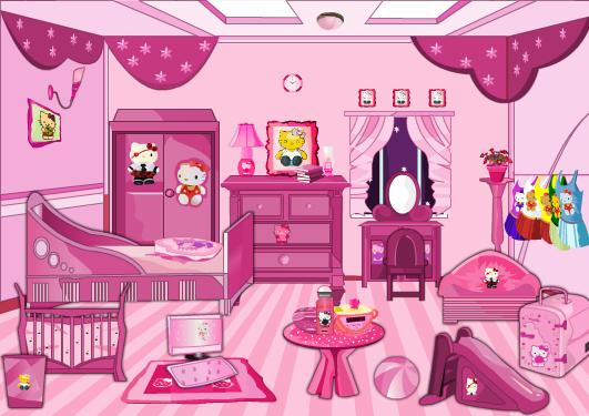 Игра декор дома на все комнаты