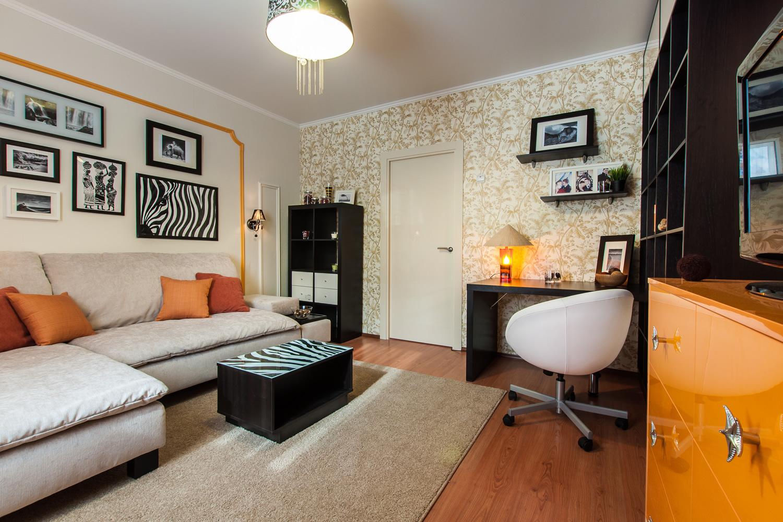 Дизайн в квартире собственными руками