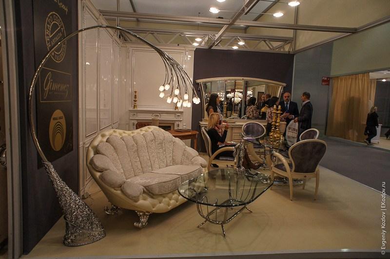 Главные мебельные выставки в Москве 2017