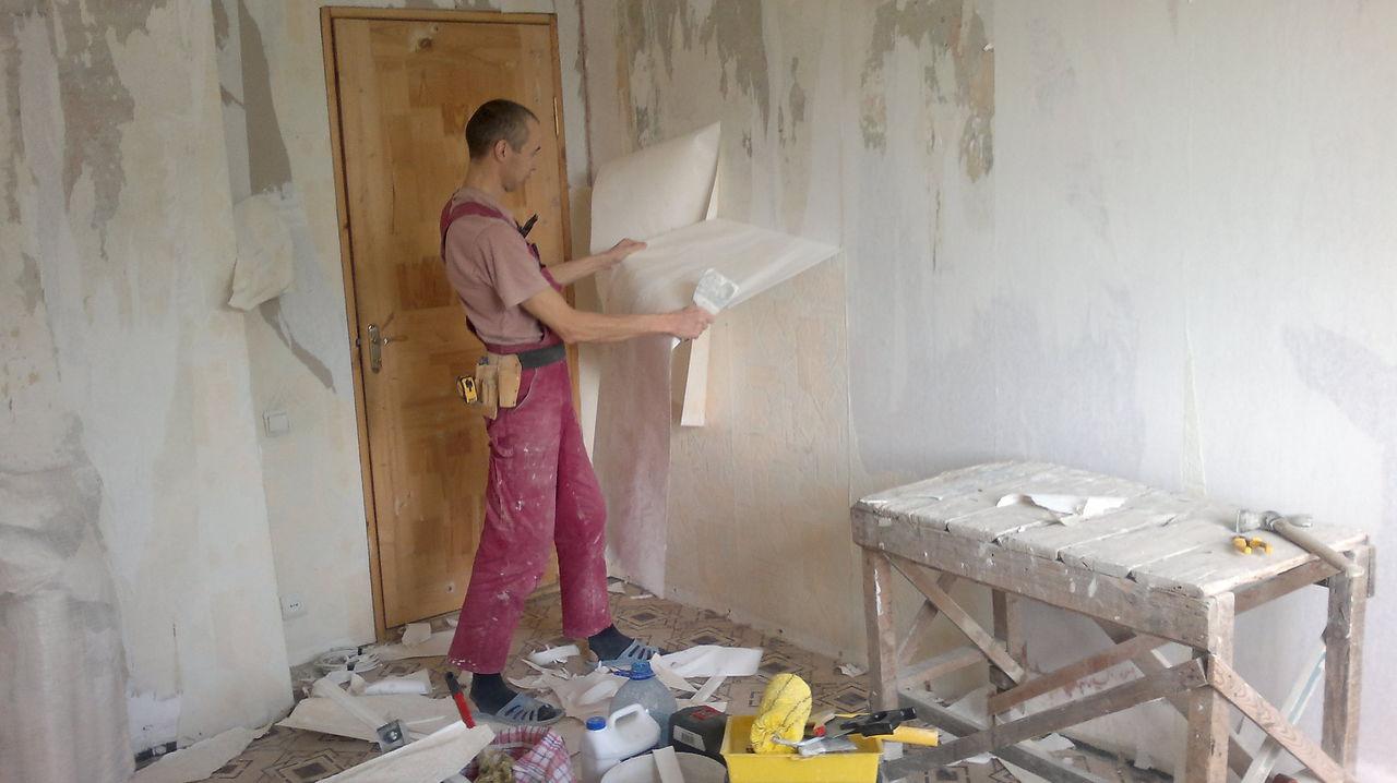Капитальный ремонт дома своими руками