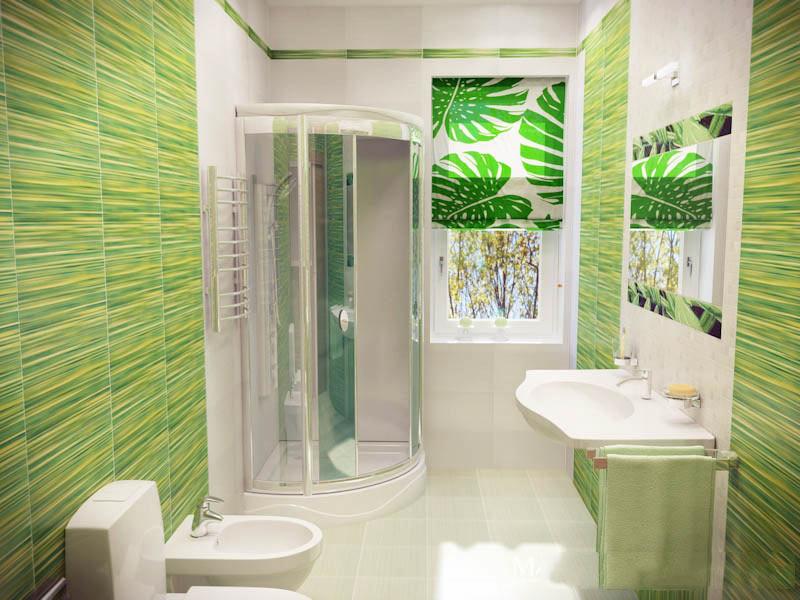 Дизайн маленьких совмещенных ванных комнат с санузлом