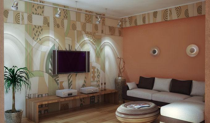 Дизайн в квартире своими руками ремонт