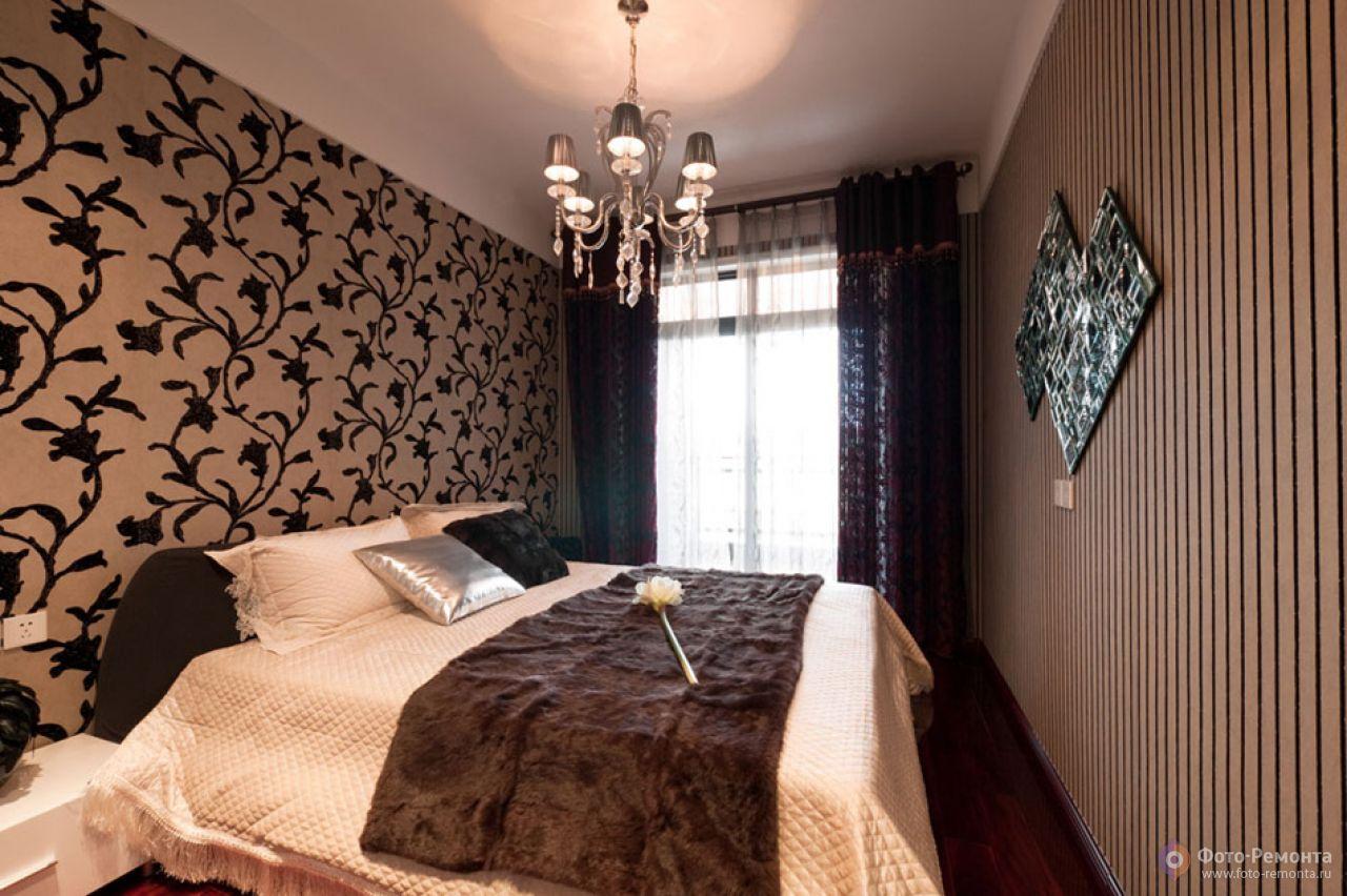 Дизайн шпалер в комнатах