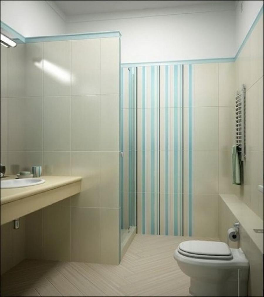 Дизайн ванной комнаты с душем 4 кв м