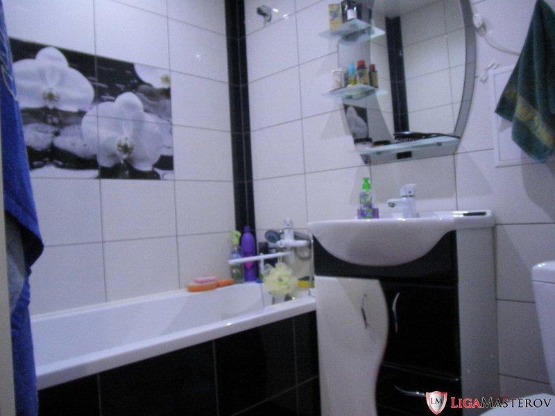 ванная комната в пятиэтажных домов дизайн фото