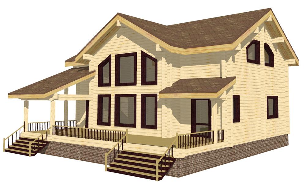 Программа проект дома из бруса