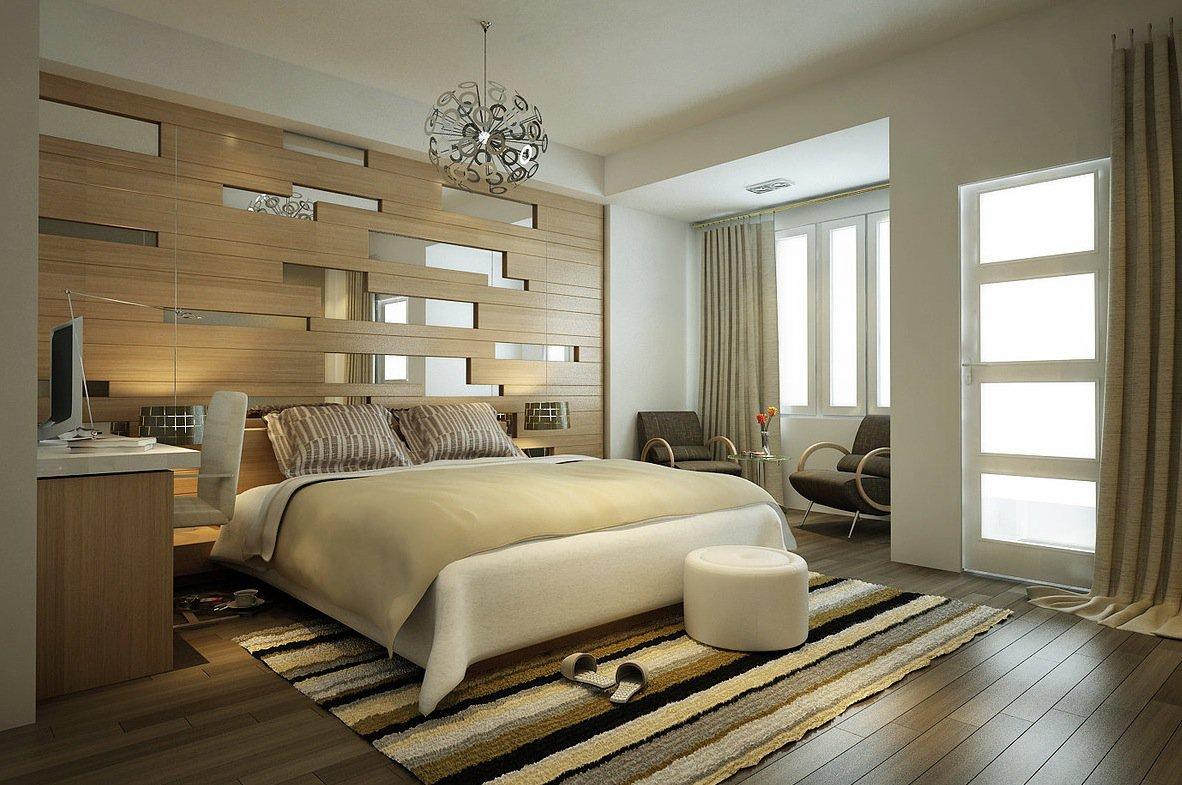 Идеи для оформления спальни