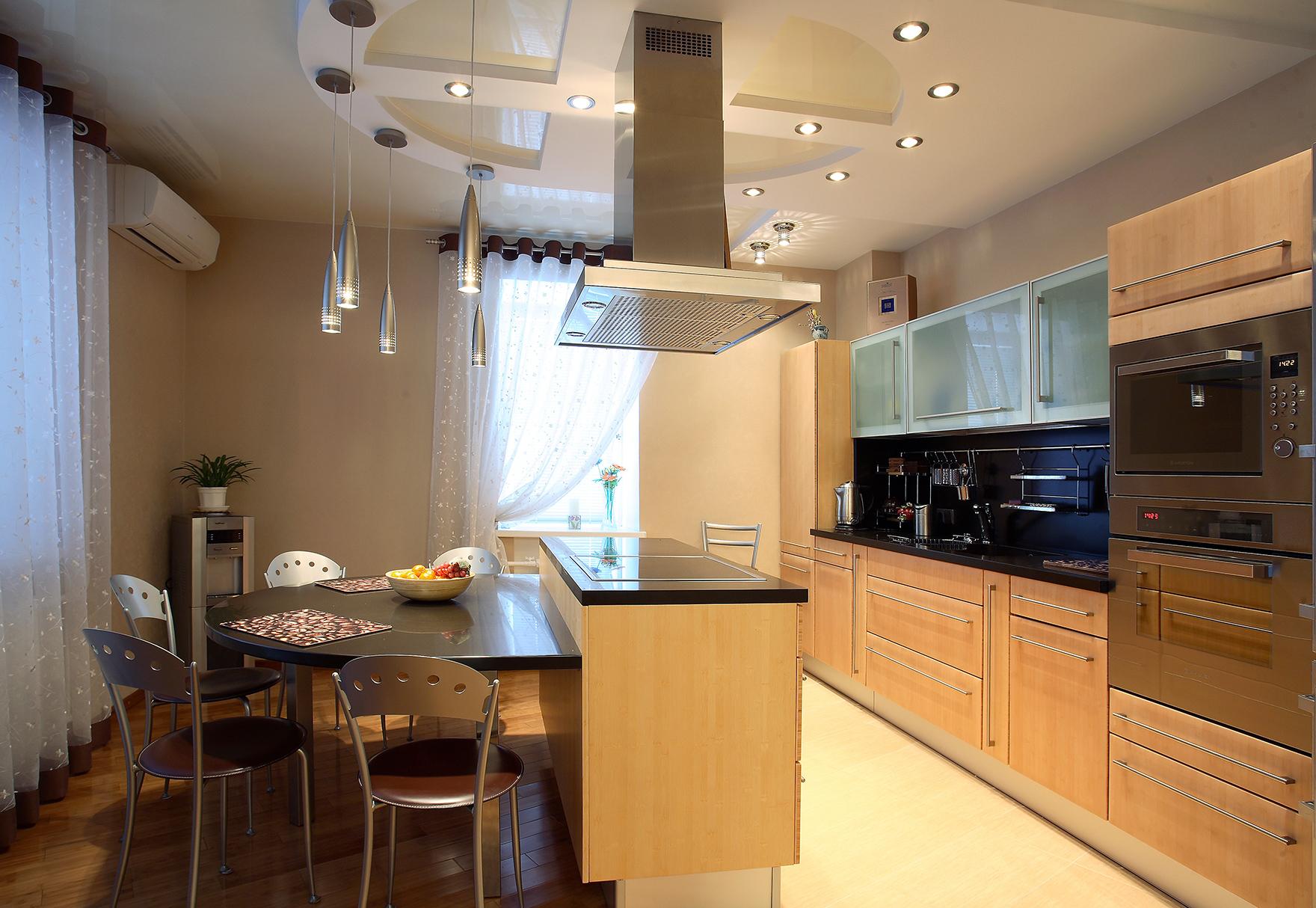 81Кухня ремонт дизайн в квартире