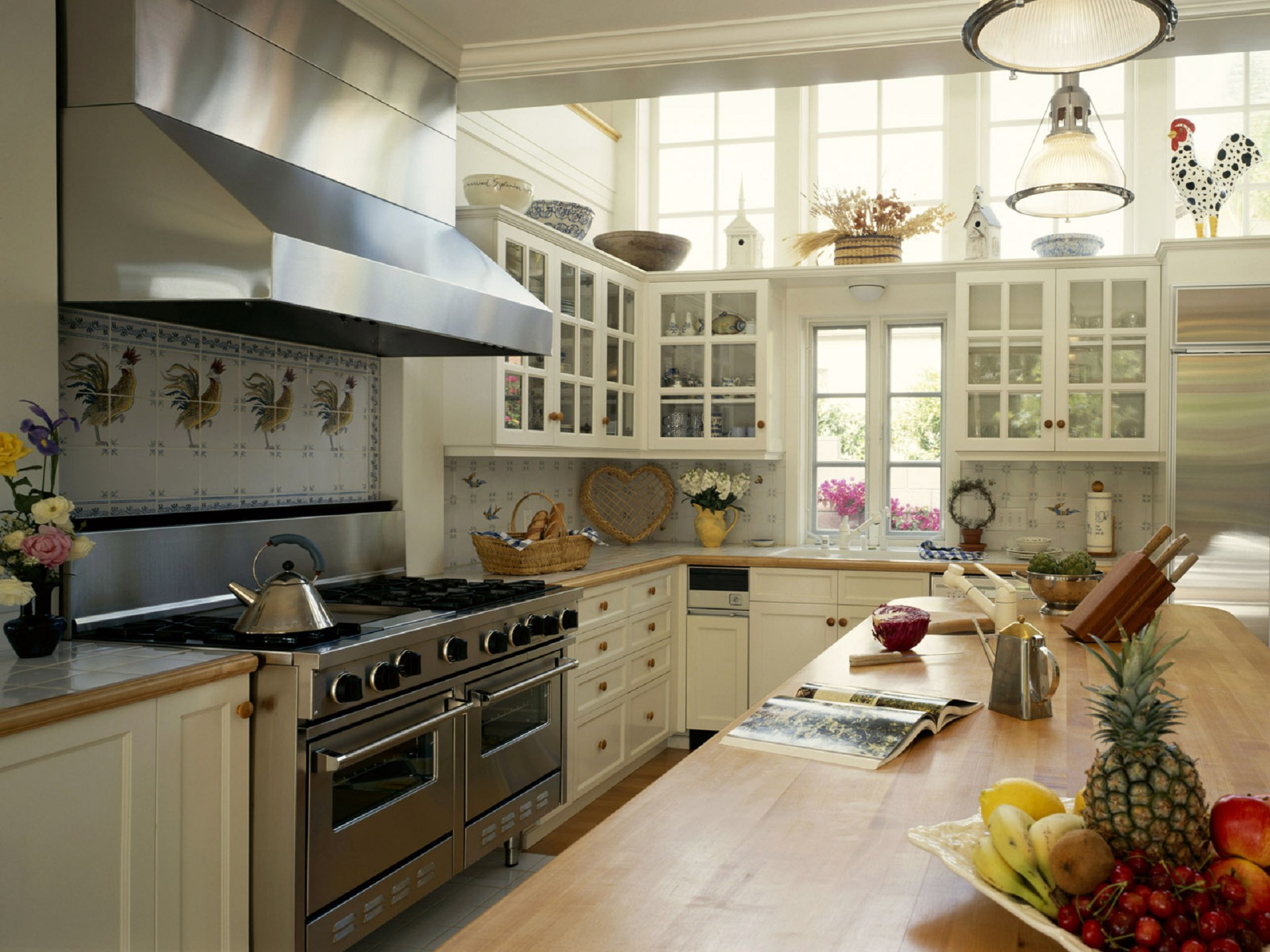 Фото интерьер на кухне