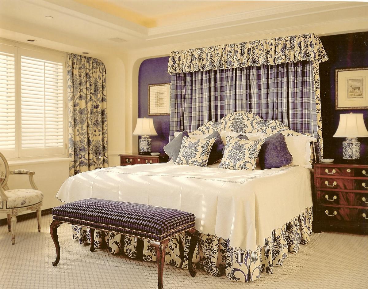 Шторы дизайн спальня фото