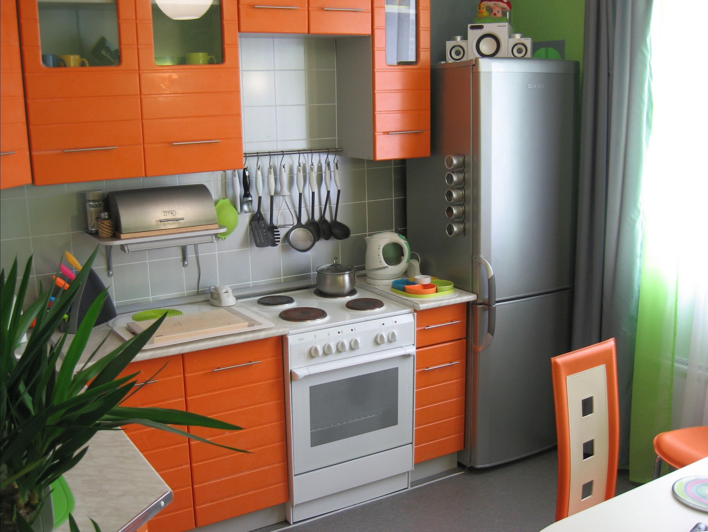 Ремонт кухня хрущевки