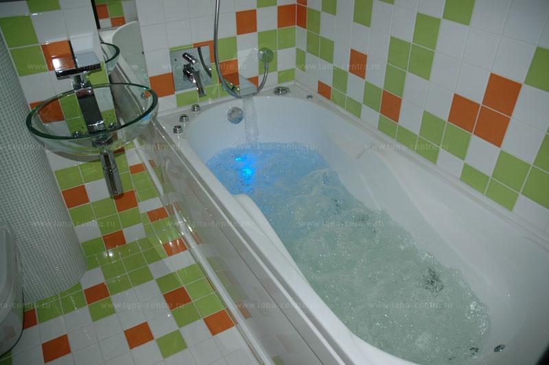 Ванная комната в хрущевке ремонт недорого