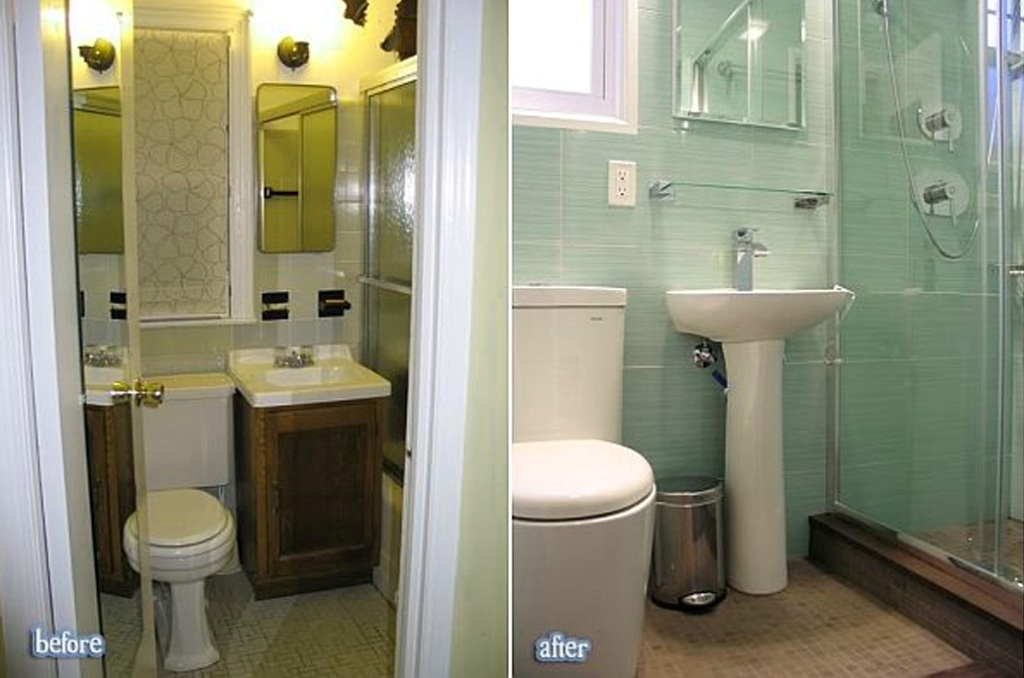 for Small main bathroom ideas