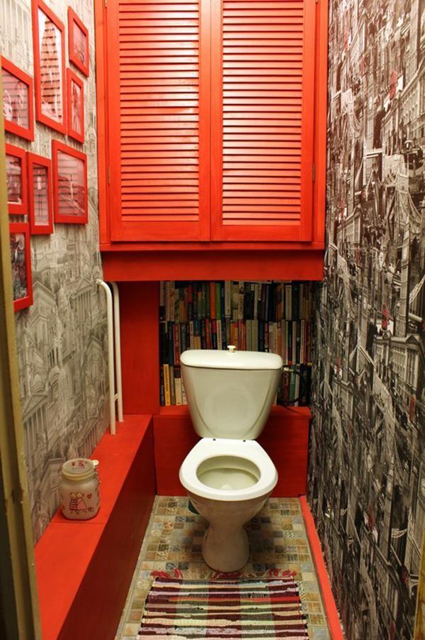 Ремонт туалетов дизайн
