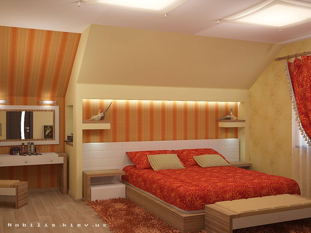 Интерьер в спальне своими руками для дома фото