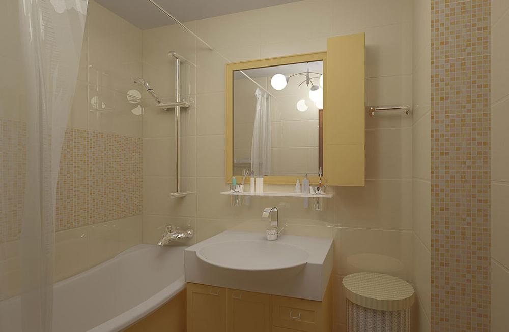 Ванные комнаты 4 кв.м дизайн без унитаза