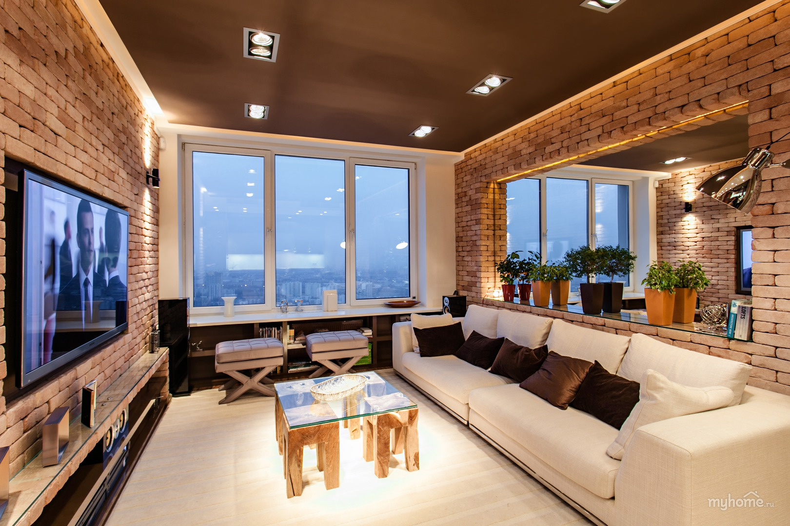 Стиль и дизайн квартир