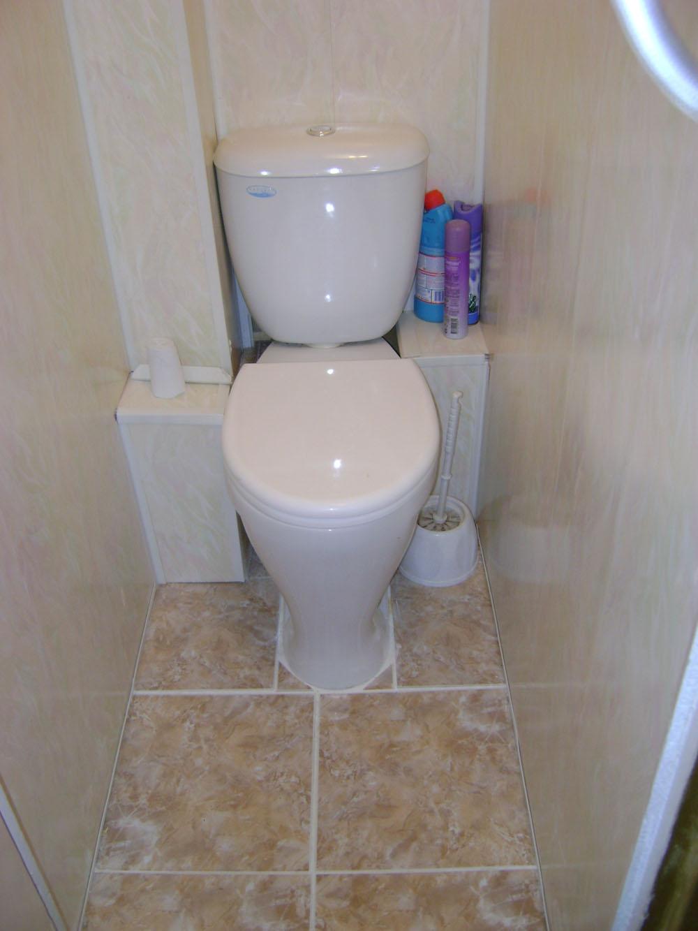 Отделка туалета сайдингом своими руками 74