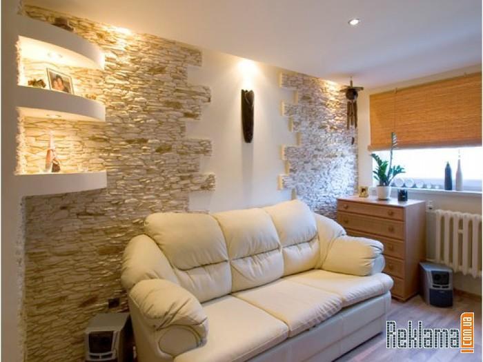 Фото камни в интерьере квартиры