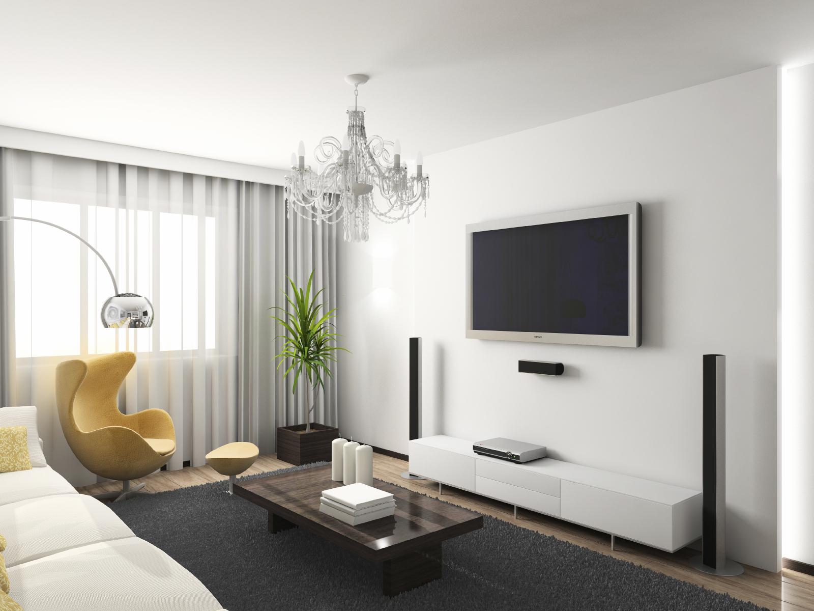 Современный интерьер комнаты 15 кв.м фото