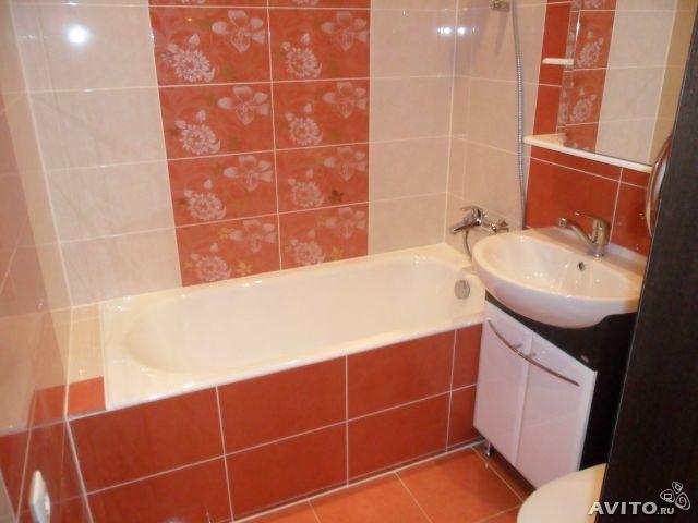 Эконом ремонт в ванной комнате
