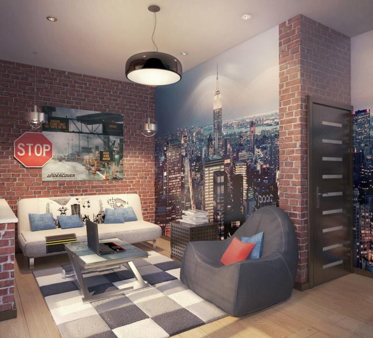 Фото комната для подростка дизайн