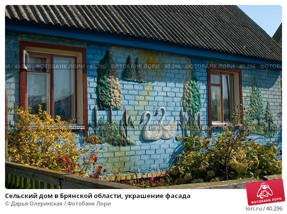 Фасад деревенского дома своими руками фото