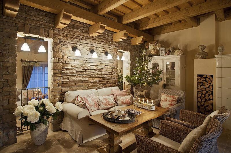 Стиль прованс в интерьере дома фото