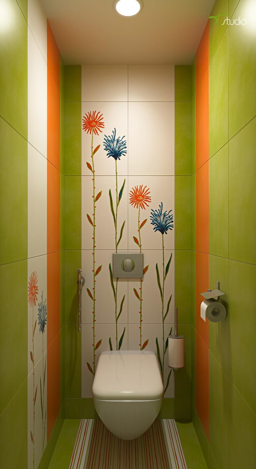 Дизайн квартиры туалета иванной