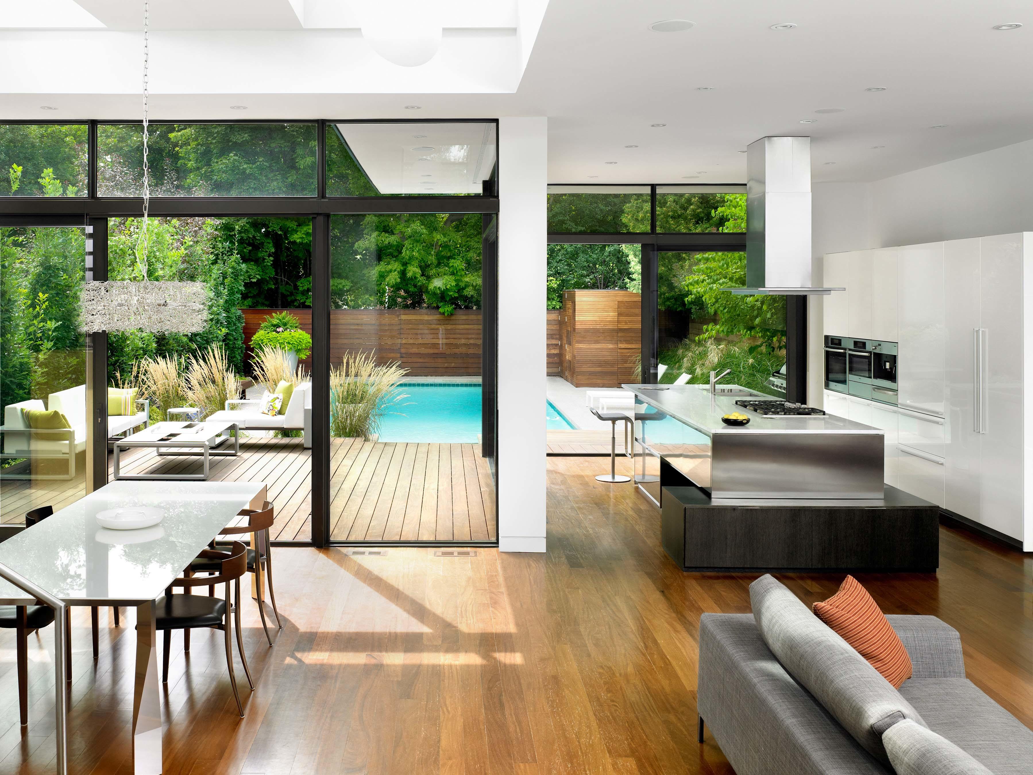 Интерьер дизайн домов 98