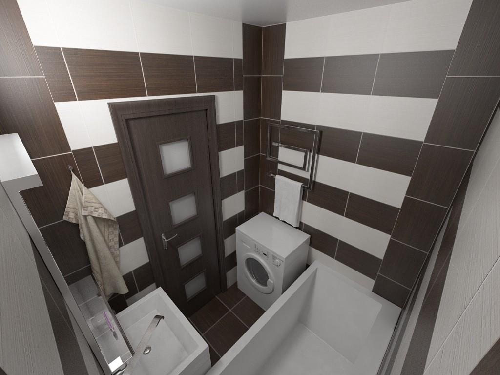 Варианты ремонта ванной комнаты в панельном доме