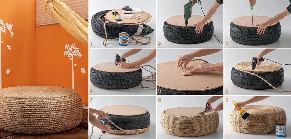 Что сделать своими руками для дома в домашних условиях