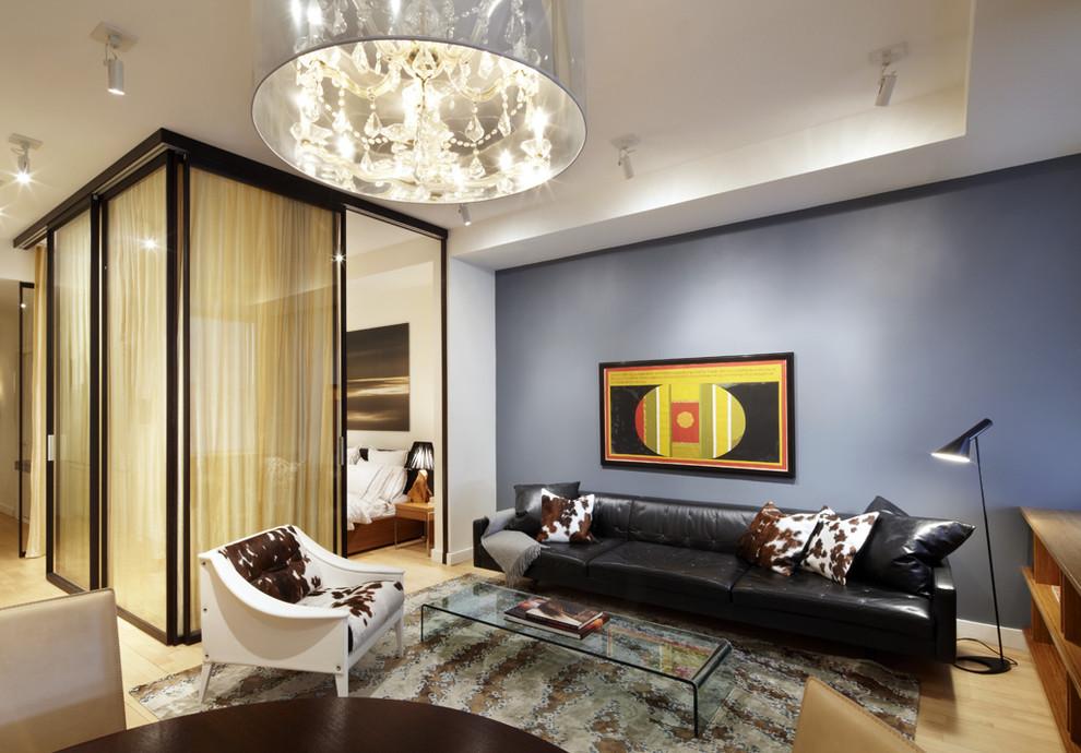 Дизайн квартир с перегородками 189