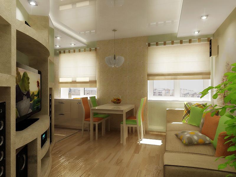 Хрущевка дизайн 3 комнатная
