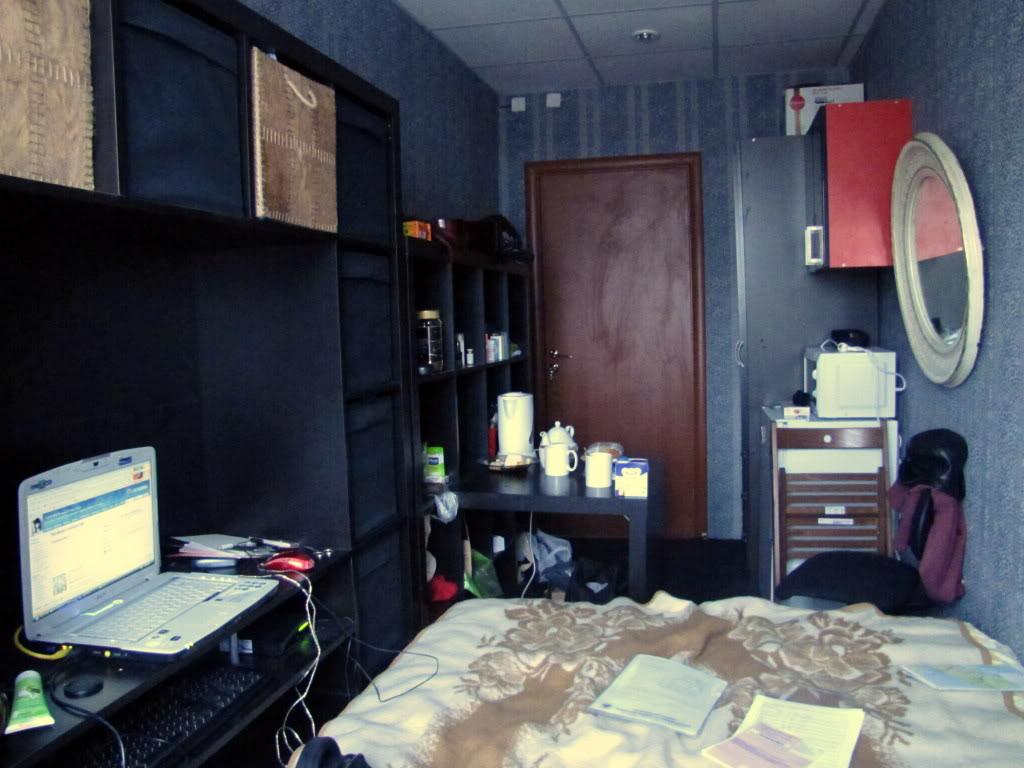 Как сделать ремонт в общежитие 300