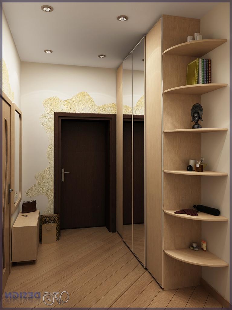 Дизайн коридоров в обычной квартире 188