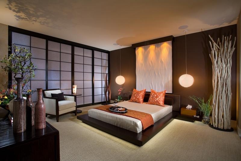 Дизайн в азиатском стиле