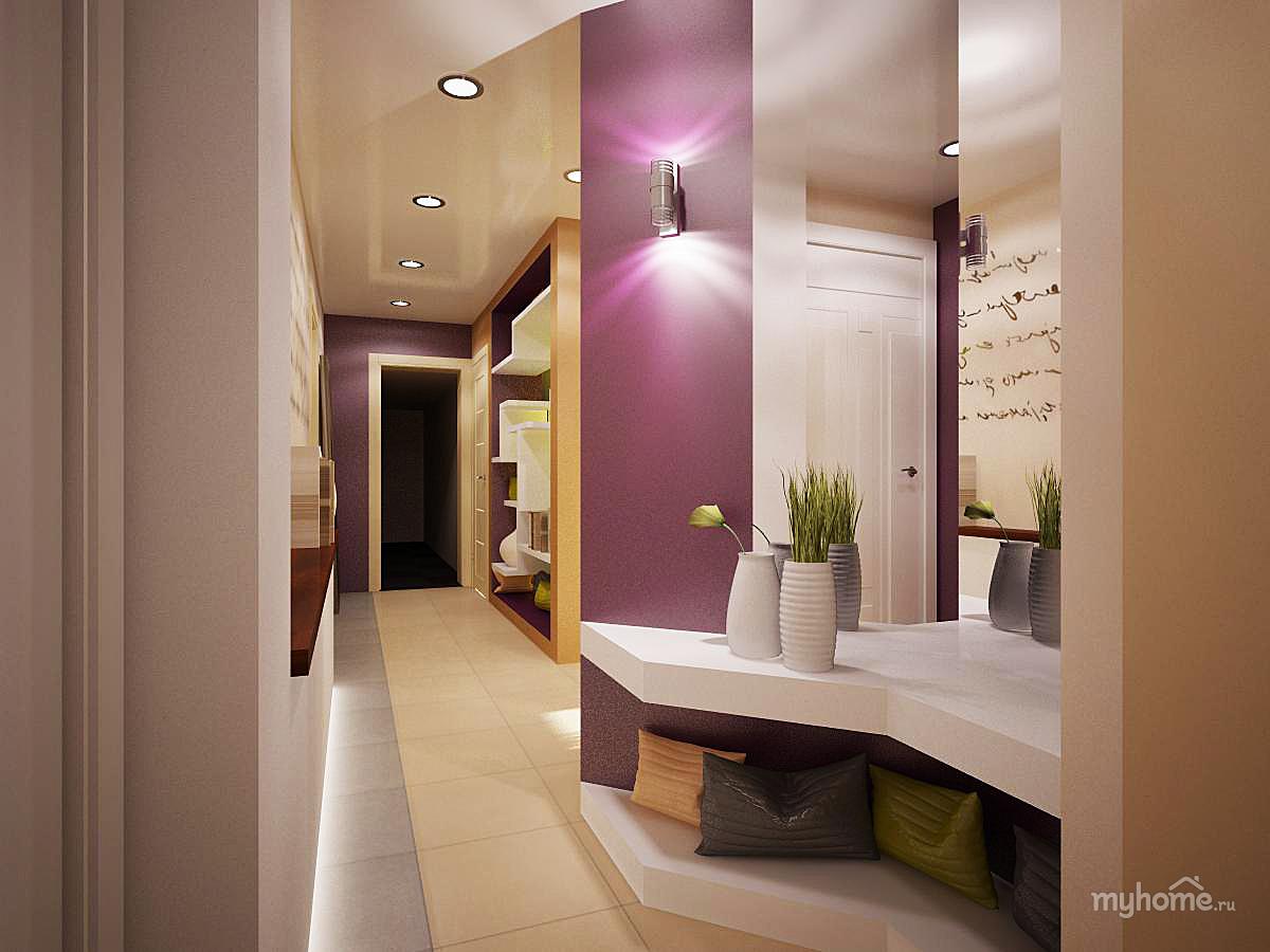 Дизайн прихожей в квартире в панельном доме хрущевка