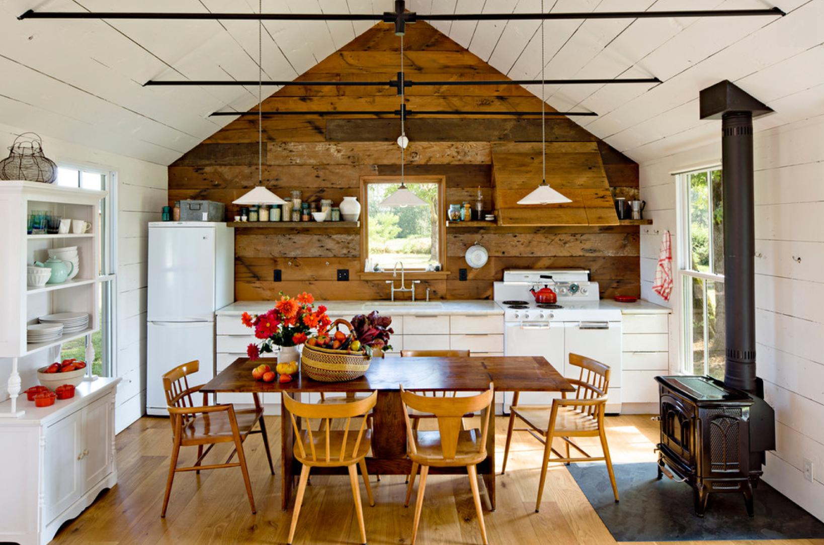 Идеи для дизайна загородного дома