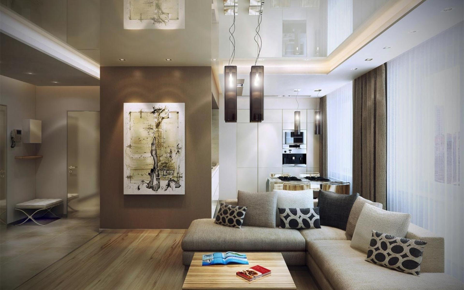 Проекты дизайн интерьеры квартир в современном стиле