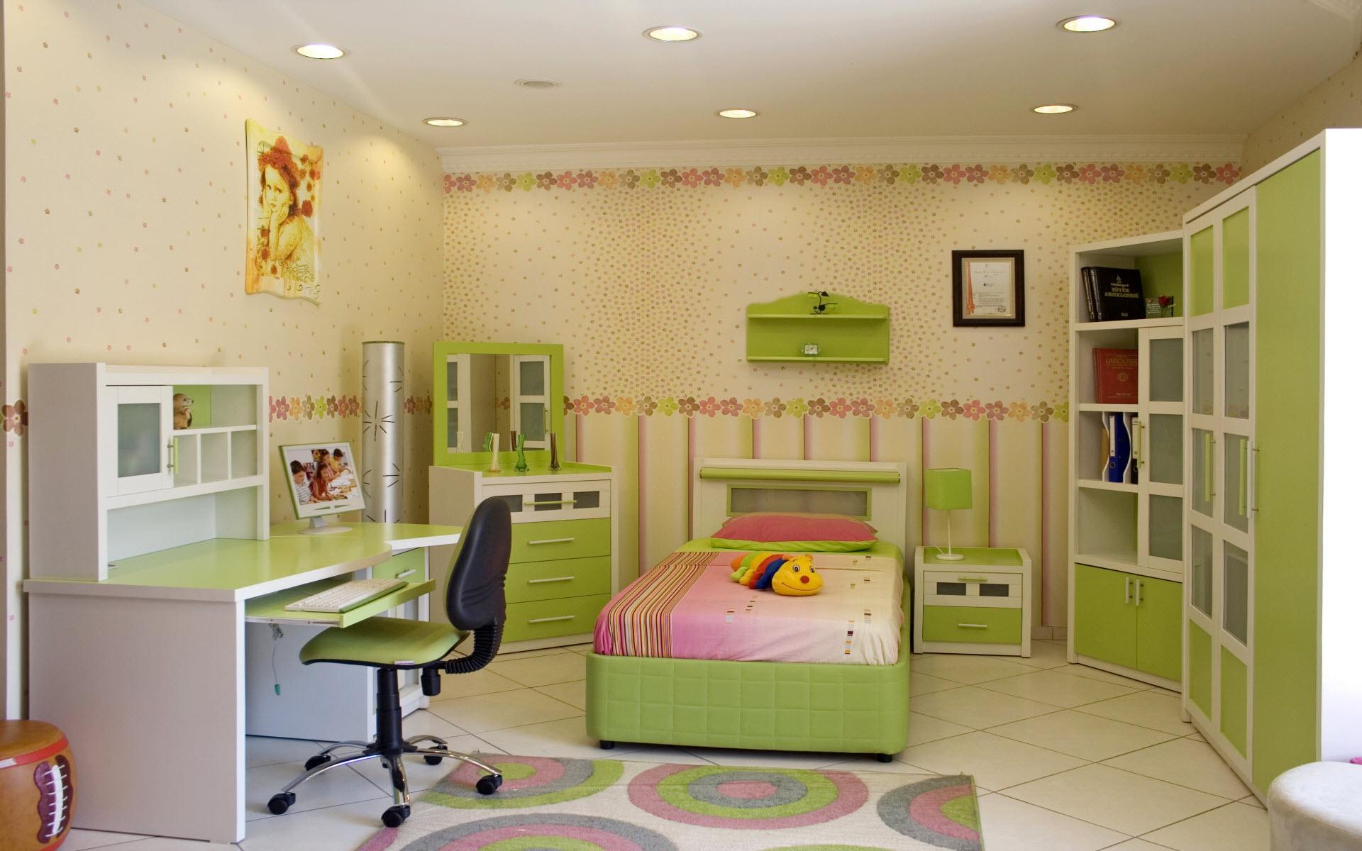 Интерьер детская комната фото