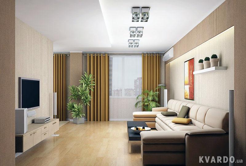 Фото интерьер 3-х комнатной хрущевки