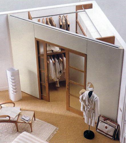 Угловые гардеробные для спальни дизайн